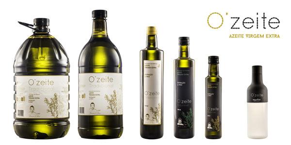Ozeite huile olive premium