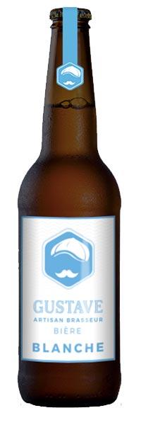 bière blanche gustave au coeur du malt