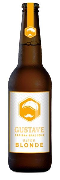 bière blonde gustave au coeur du malt