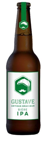 bière IPA gustave au coeur du malt