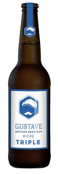 bière triple gustave au coeur du malt