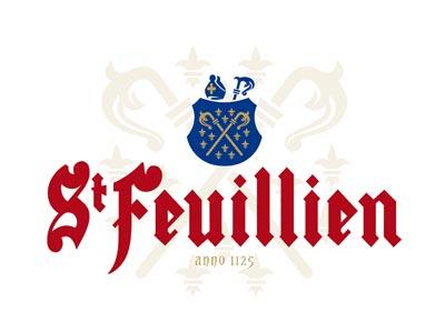 logo saint feuillien brasserie bière